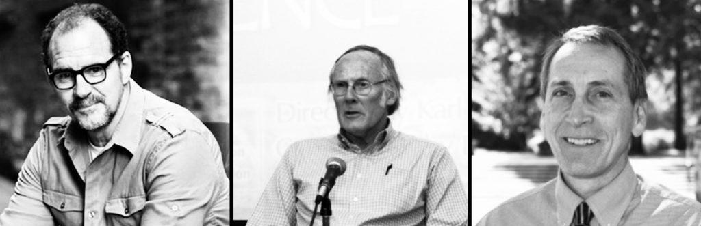 Nyílt teizmus: Gregory Boyd, Carl Pinnock, John Sanders